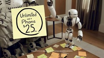 Sprint Unlimited TV Spot, 'Best of Both Worlds: $25' Featuring Bo Jackson - Thumbnail 6