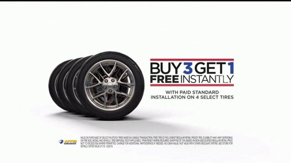 National Tire And Wheel >> National Tire Battery Ntb Tv Commercial Mobile Tire Installation Video