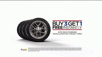 National Tire & Battery (NTB) TV Spot, 'Mobile Tire Installation'