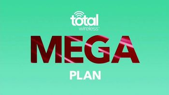 Total Wireless Mega Plan TV Spot, 'Fall in Love'