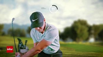 Infor TV Spot, 'Get that vibe with Brooks Koepka' Song by The TVC - Thumbnail 7