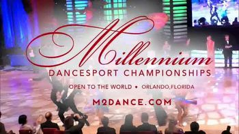 Millennium Dancesport Championships TV Spot, '2019 Under the Big Top' - Thumbnail 8