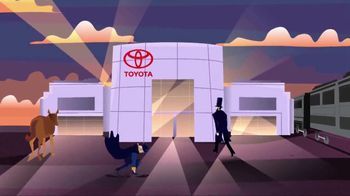 Toyota Presidents Day Sales Event TV Spot, 'Don't Miss These Deals' [T2]