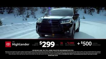 Toyota TV Spot, 'Time to Go: Highlander & Sienna' [T2] - Thumbnail 3