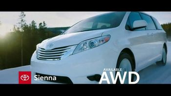 Toyota TV Spot, 'Time to Go: Highlander & Sienna' [T2] - Thumbnail 5