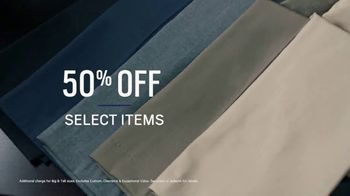 Men's Wearhouse TV Spot, 'From Head to Toe: 50 Percent Off' - Thumbnail 8