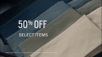 Men's Wearhouse TV Spot, 'From Head to Toe: 50 Percent Off' - Thumbnail 9