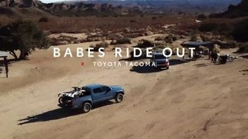 Toyotally Sales Event TV Spot, 'Babes Ride Out' [T2] - Thumbnail 2