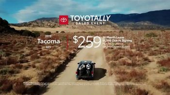 Toyotally Sales Event TV Spot, 'Babes Ride Out' [T2] - Thumbnail 7