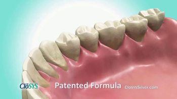 CloSYS Silver TV Spot, 'Aging Teeth' - Thumbnail 6