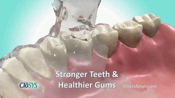 CloSYS Silver TV Spot, 'Aging Teeth' - Thumbnail 7