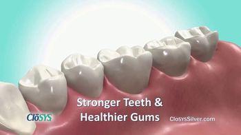 CloSYS Silver TV Spot, 'Aging Teeth' - Thumbnail 8