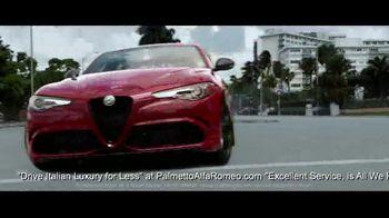 Alfa Romeo TV Spot, 'Revel in Speed: Fable' [T2]