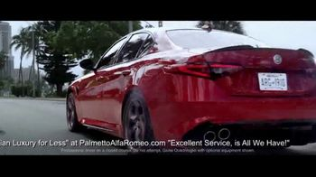 Alfa Romeo TV Spot, 'Revel in Speed: Fable' [T2] - Thumbnail 5