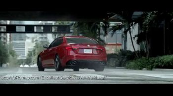 Alfa Romeo TV Spot, 'Revel in Speed: Fable' [T2] - Thumbnail 7