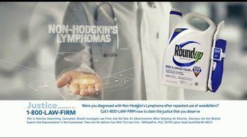 1-800-LAW-FIRM TV Spot, 'Non-Hodgkin's Lymphoma: Roundup' - Thumbnail 5