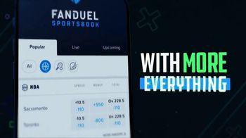 FanDuel Sportsbook TV Spot, 'Less Is More' - Thumbnail 3