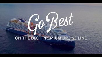 Celebrity Cruises TV Spot, 'Best Rated Cruise Line' - Thumbnail 1
