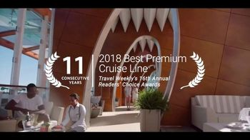 Celebrity Cruises TV Spot, 'Best Rated Cruise Line' - Thumbnail 2