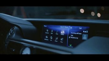 2019 Lexus IS 300 TV Spot, 'Thrill of the Moment' [T2] - Thumbnail 2