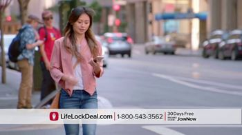 LifeLock With Norton TV Spot, 'DSP1 V2A_Tom'