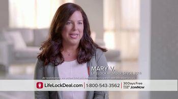 LifeLock With Norton TV Spot, 'DSP1 V2A_Tom' - Thumbnail 3