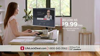 LifeLock With Norton TV Spot, 'DSP1 V2A_Tom' - Thumbnail 7