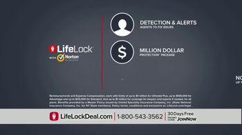 LifeLock With Norton TV Spot, 'DSP1 V2A_Tom' - Thumbnail 8
