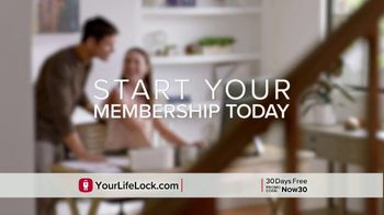LifeLock With Norton TV Spot, 'DSP1 V1E_Tom 30D HB' - Thumbnail 10