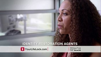 LifeLock With Norton TV Spot, 'DSP1 V1E_Tom 30D HB' - Thumbnail 7