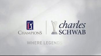 2019 PGA TOUR Champions TV Spot, 'Legends of Legends: Hall of Fame' Featuring Alfonso Ribeiro - Thumbnail 10