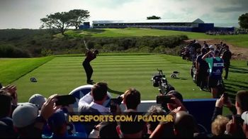 NBC Sports Gold TV Spot, 'PGA Tour Live: 2019 Farmers Insurance Open' - 4 commercial airings
