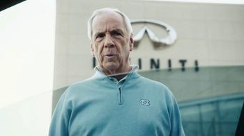 2019 Infiniti QX50 TV Spot, 'Without Me: NCAA Coaches' Featuring Roy Williams [T1] - Thumbnail 6
