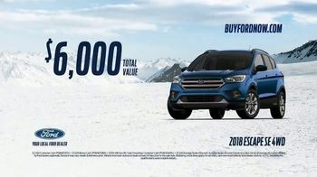 2018 Ford Escape TV Spot, 'The Best Way to Explore' [T2] - Thumbnail 8