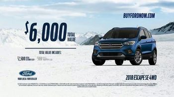 2018 Ford Escape TV Spot, 'The Best Way to Explore' [T2] - Thumbnail 9