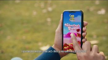 Candy Crush Friends Saga TV Spot, 'Valentine's Day' - Thumbnail 2