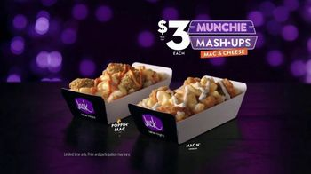 Jack in the Box $3 Munchie Mash-Ups TV Spot, 'Late-Night Deal Talk: Die For' - Thumbnail 7