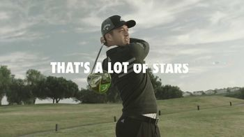 Callaway TV Spot, \'A Lot of Stars\'