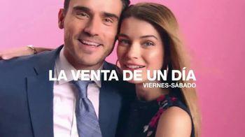 Macy's La Venta de Un Día TV Spot, 'Trajes, mezcladoras y almohadas' [Spanish] - Thumbnail 1