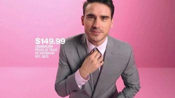 Macy's La Venta de Un Día TV Spot, 'Trajes, mezcladoras y almohadas' [Spanish] - Thumbnail 3