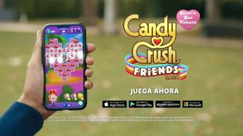 Candy Crush Friends Saga TV Spot, 'San Valentín' [Spanish] - Thumbnail 9