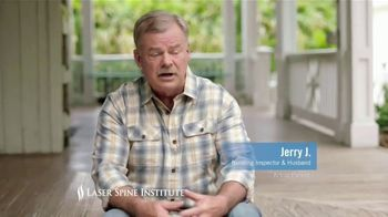 Laser Spine Institute TV Spot, 'Jerry: Free MRI Review'