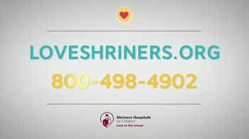 Shriners Hospitals for Children TV Spot, 'Tommy' - Thumbnail 10