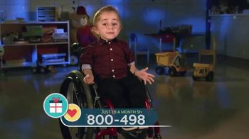 Shriners Hospitals for Children TV Spot, 'Tommy' - Thumbnail 4