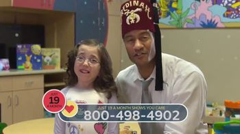 Shriners Hospitals for Children TV Spot, 'Tommy' - Thumbnail 8