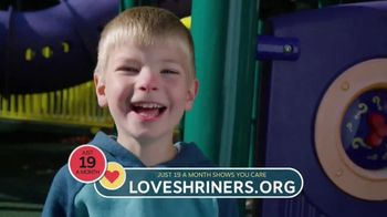 Shriners Hospitals for Children TV Spot, 'Tommy' - Thumbnail 9