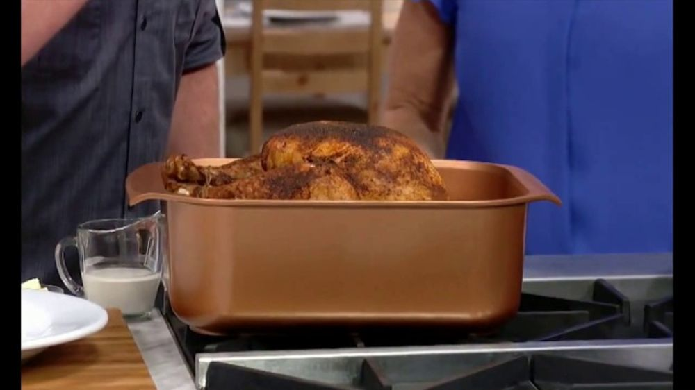 Copper Chef Biggest Sales Event Tv Commercial Stovetop