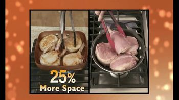 Copper Chef Biggest Sales Event TV Spot, 'Stovetop or Oven' - Thumbnail 6