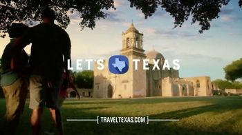 Texas Tourism TV Spot, 'Journey Back Into History' - Thumbnail 10