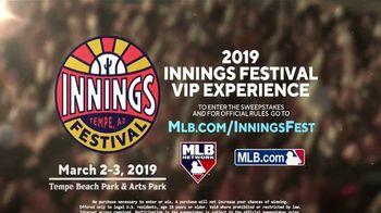 MLB Network TV Spot, '2019 Innings Festival' - Thumbnail 9